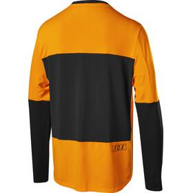 Fox Defend Delta LS Jersey Men atomic orange